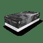 Unigloves PRO.TECT Black Nitrile Gloves Box